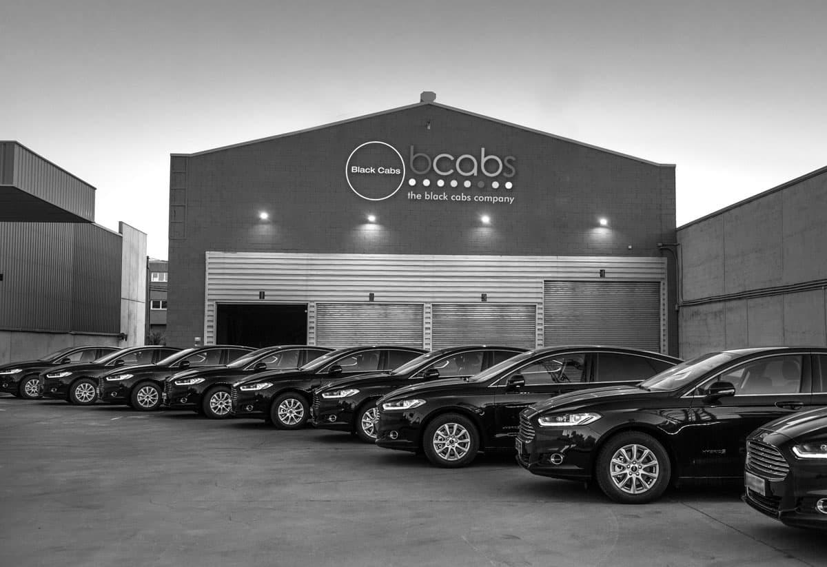 nuestra flota de vehículos híbridos